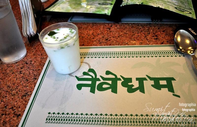 Naivedyam Gurgaon Butter Milk