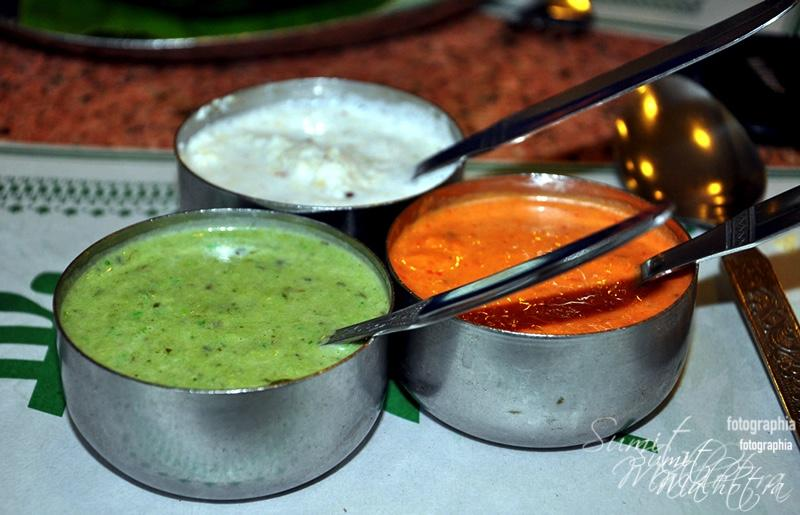 Fresh Chutneys at Naivedyam Gurgaon