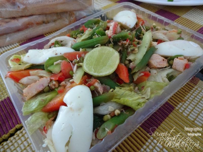 Organic Express Chef Special Salad