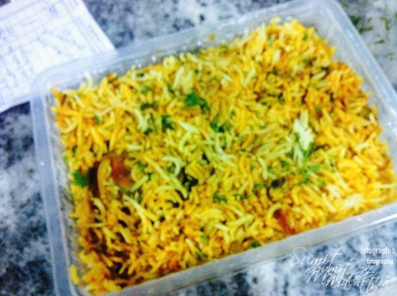 Patiala Shahi Chicken Biryani