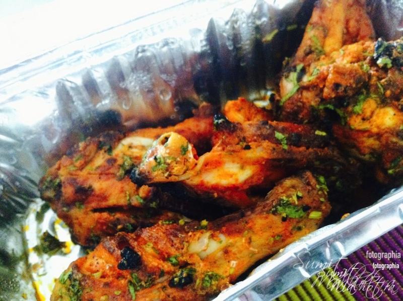 Patiala Shahi Tandoori Chicken