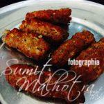 Seekh kebabs at ganesh restaurant