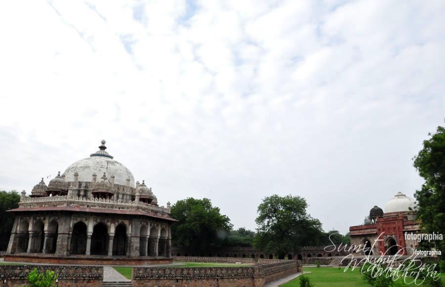 Isa Khan Niyazi's & Afsarwala (Officer's) Tomb