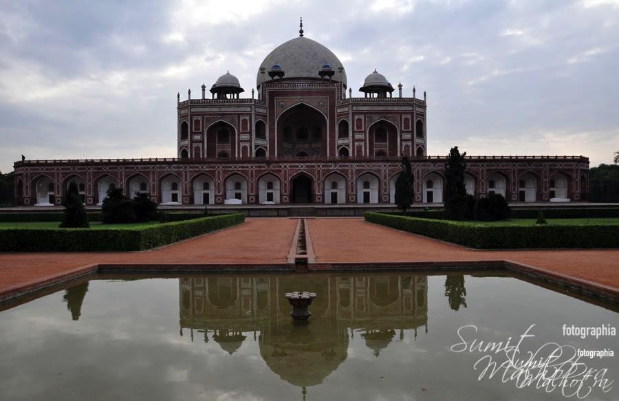 The restored grandeur of Humayun's Tomb