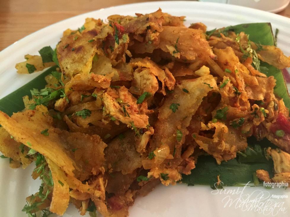 Chicken Kothu Pranatha