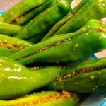 Green Chilli Pickle - Hari Mirch ka Achar