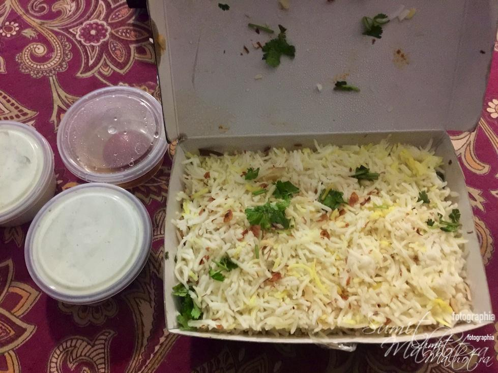 Behrouz Biryani First Look
