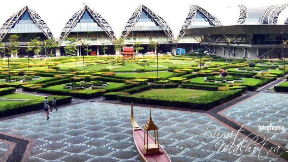 Airport Garden Suvarnabhumi