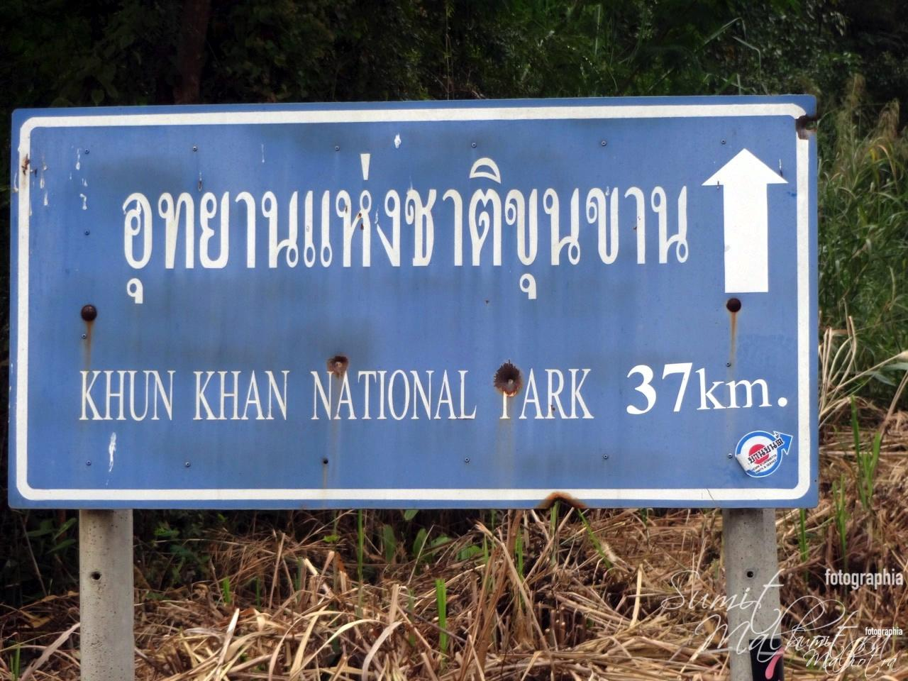 Khun Khan National PArk