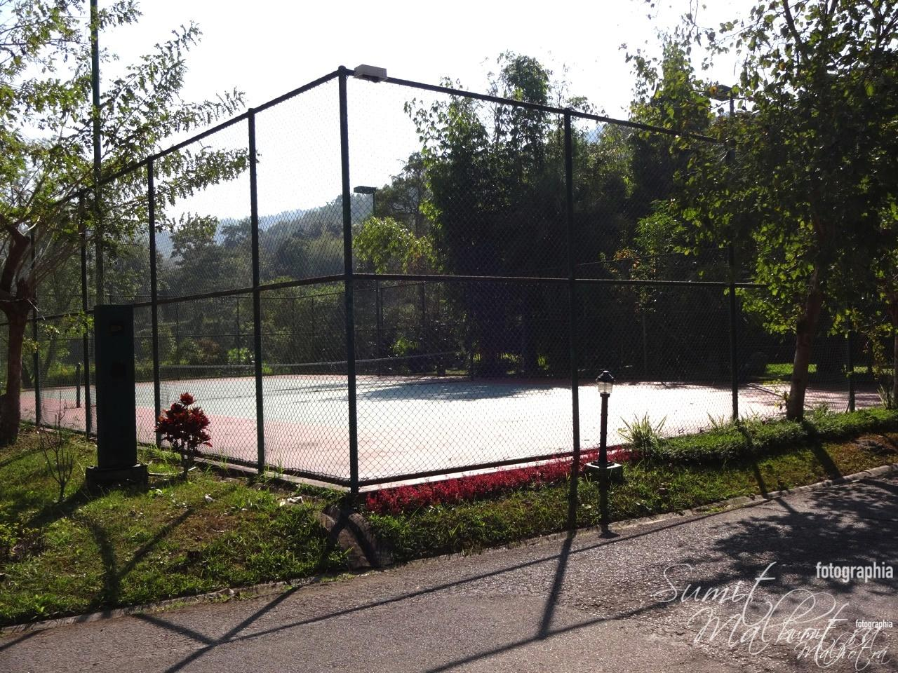 Tennis Courts at Karma Royal Bella Vista
