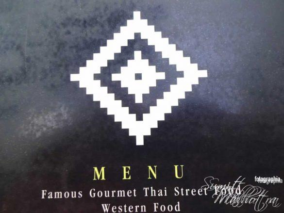 Daret Ching Mai - Table Menu