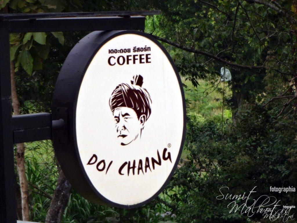 Doi Chaang. The Doi Resort