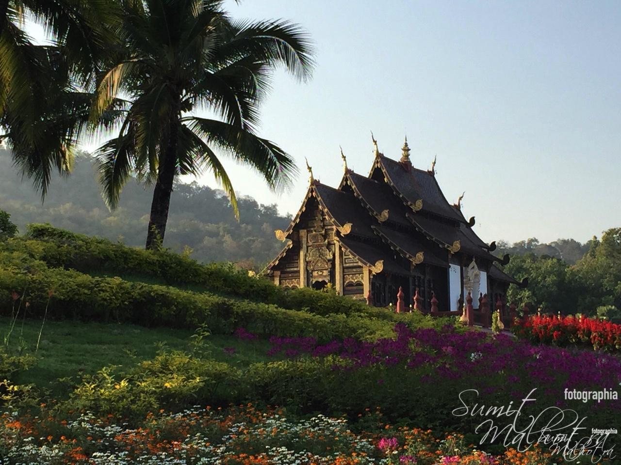 The Royal Flora Garden - Chiang Mai Day 3
