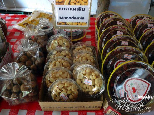 Macadamia and Other Nuts