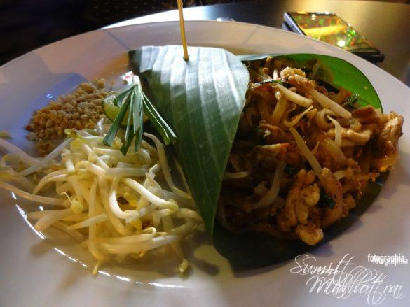 Pad Thai - The Coffee Club