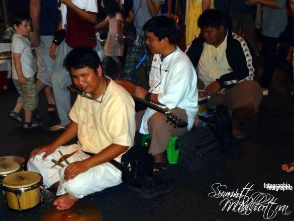 Singing Songs in Chiang Mai