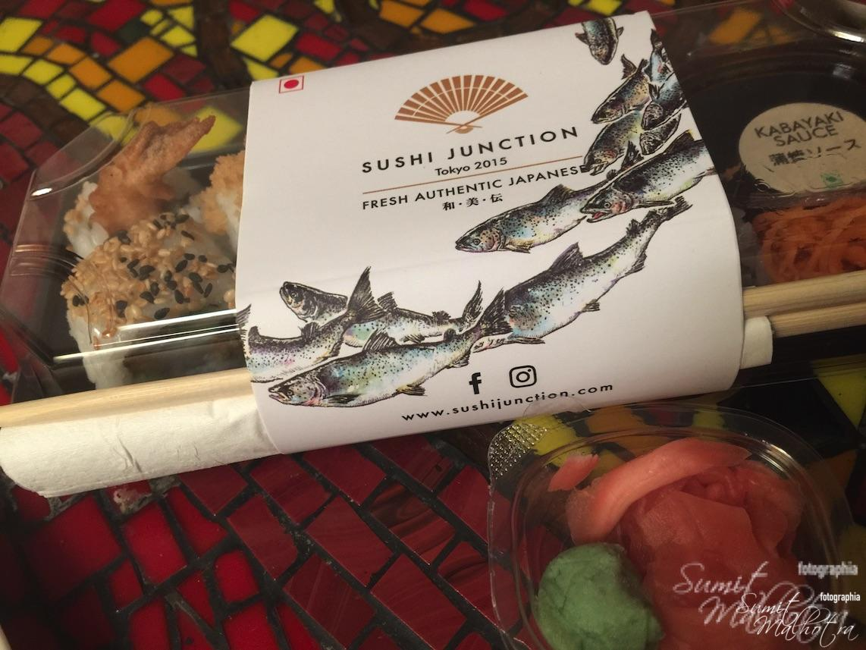 Prawns Tempura Kabayaki Sauce - Sushi Junction Sikanderpur