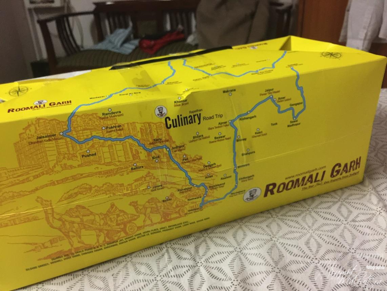 Roomali Garh Gurgaon - Nice Packaging