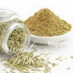 Homemade Saunf or Fennel Powder