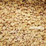 fenugreek seeds or methi dana