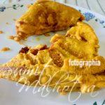 Stuffed Bread Pakora. Batata Bread Pakora
