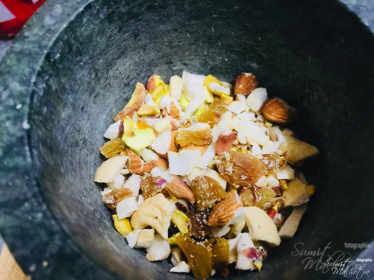 Dry Fruits or Nuts for Kheer