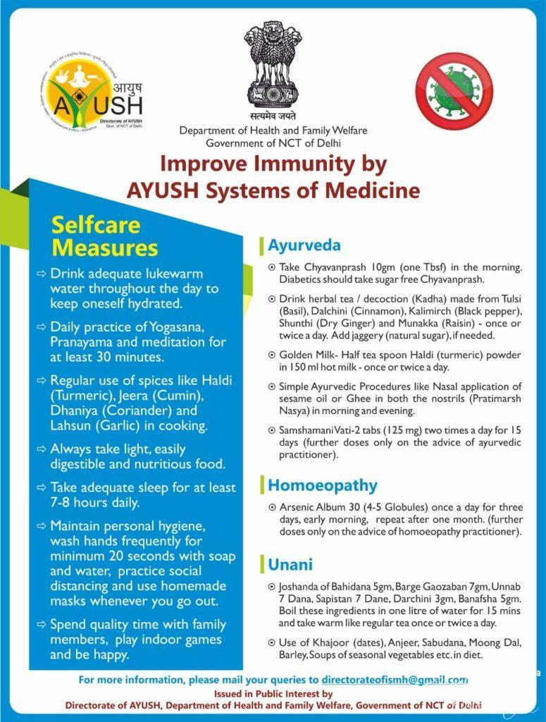 Ayush - coronavirus prevention & mitigants | immunity booster spices | spices that boost immunity