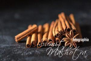 Cinnamon - spices that boost immunity