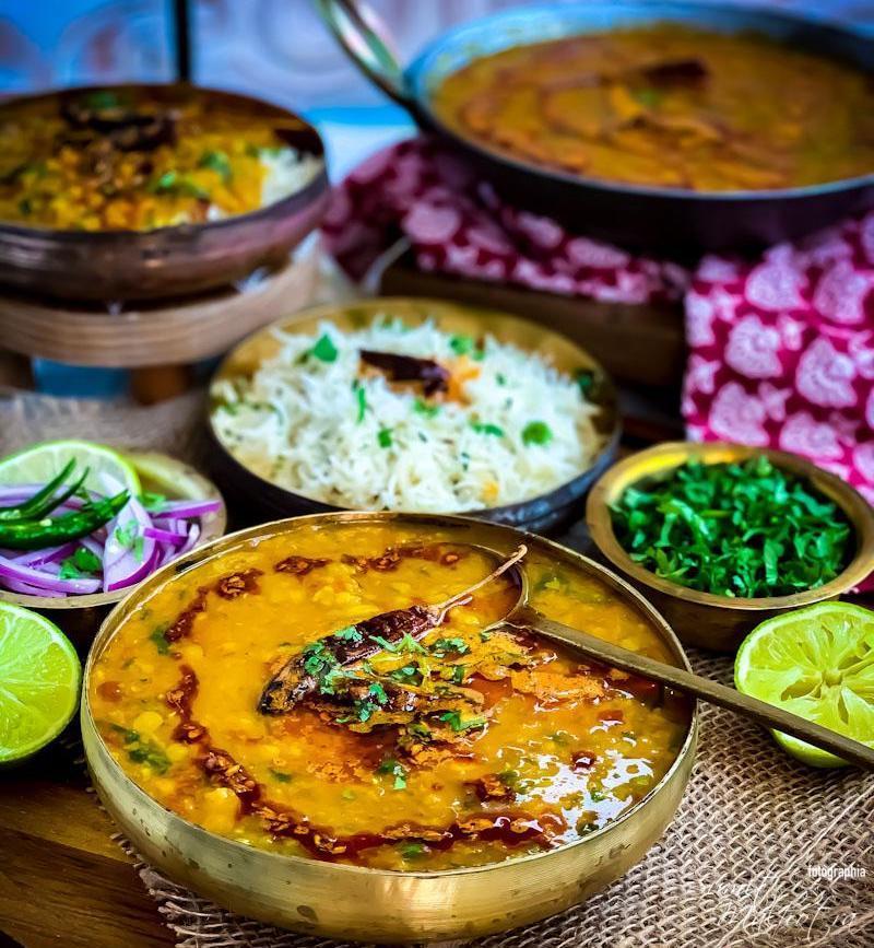 Punjabi dal tadka recipe - healthy everyday dal
