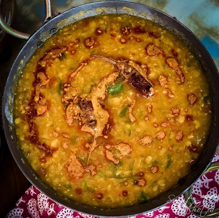 Punjabi Dal Tadka Recipe