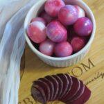 Pickled Onions, Sirke Wale Pyaz, Vinegar Onions