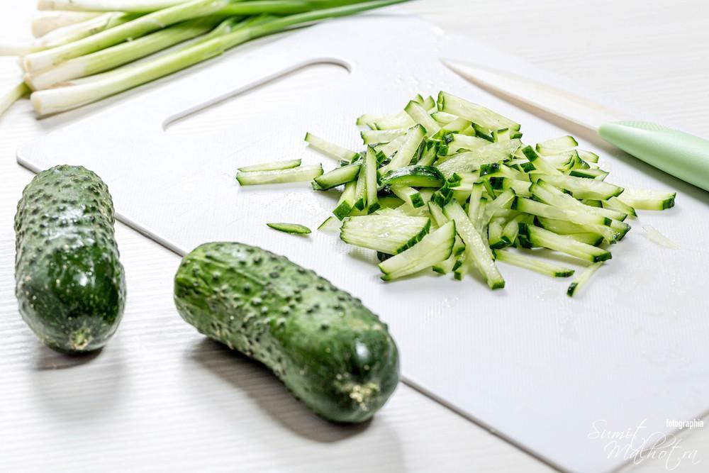 Slice & Dice Cucumbers