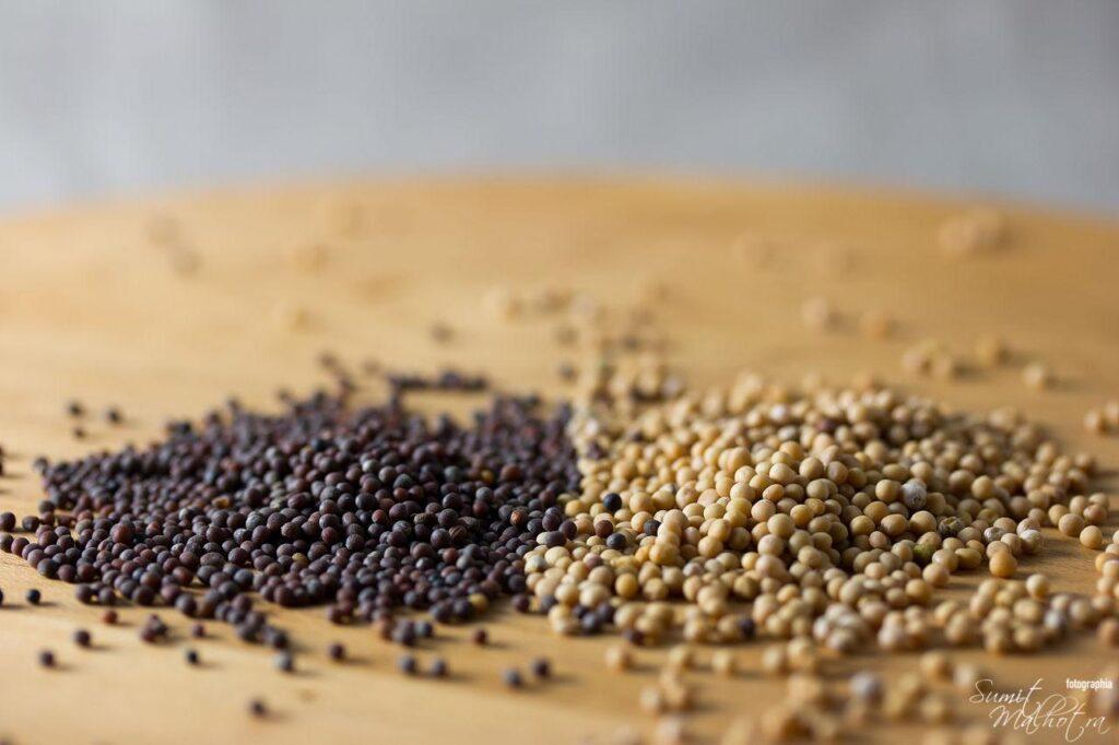 Health Benefits of Mustard Seeds or Rai