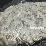 Steamed Fish with Mushroom Sauce, Steamed Basa Fish with Mushroom Sauce