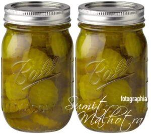 Quick Pickles or Refrigerator Pickles - Delicious Instant Pickles 3
