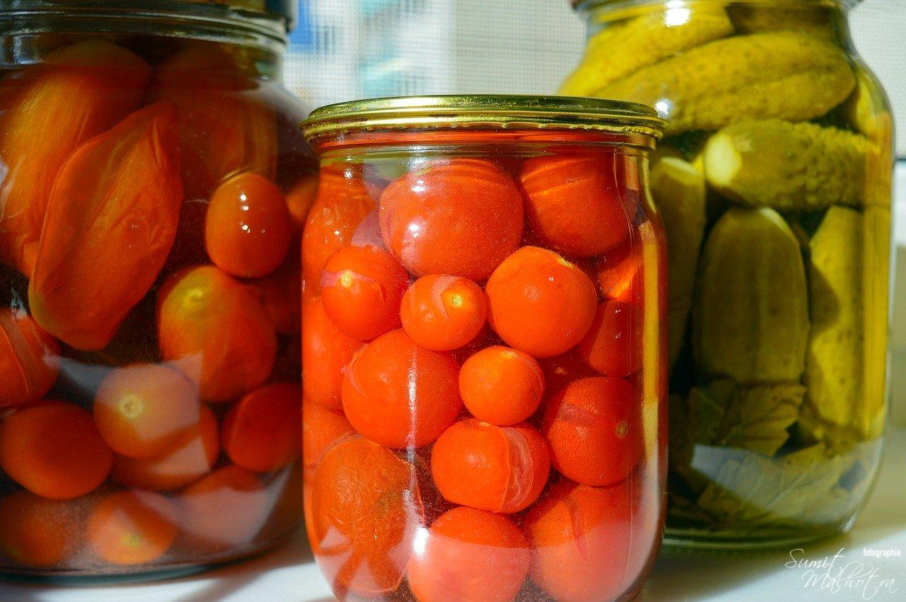 Quick Pickles or Refrigerator Pickles - Delicious Instant Pickles 1