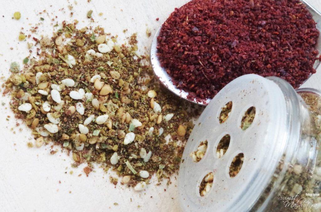 Sumac & Za'atar Spice