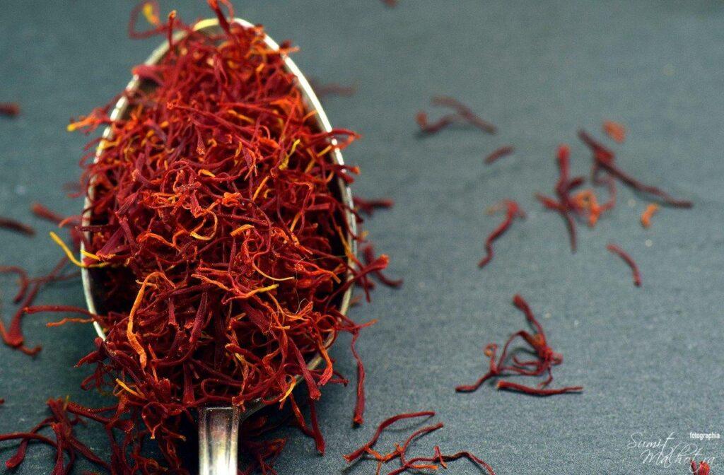 All About Saffron | Know Your Spice Kesar (Crocus sativus L.)