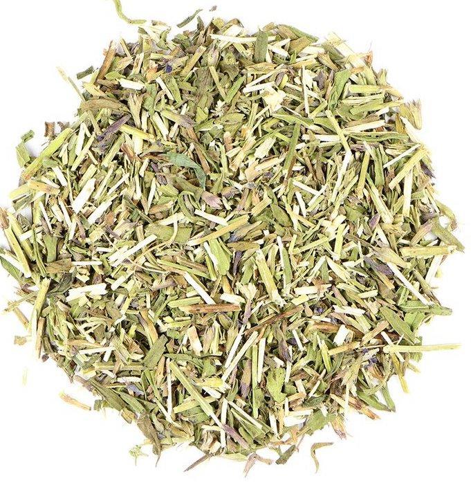 Hyssop - Dried Leaves & Stems