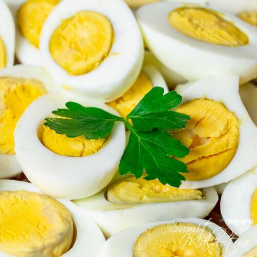 Perfect hard boiled eggs   uble ande