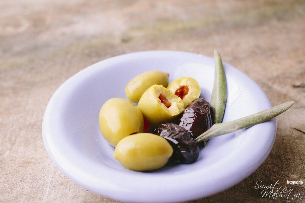 Pickled olives | how to make pickled olives