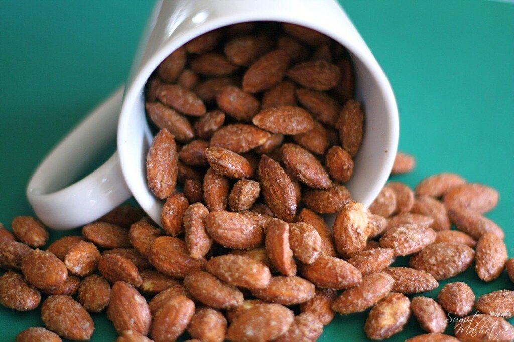 Salted almonds | spanish salted almonds