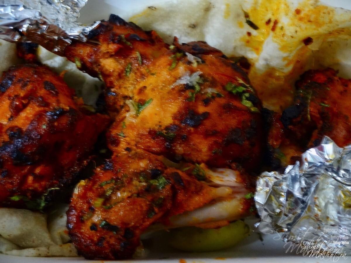 Tandoori Chicken - Kissa Zaike Ka Gurgaon